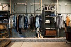 superfuture :: supernews :: london: nudie jeans repair shop opening