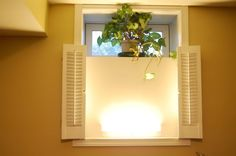 Another great basement window Idea!