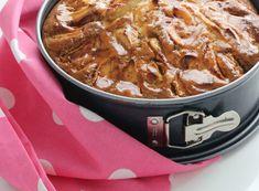Caramel Apples, Apple Caramel, Good Morning Everyone, Apple Cake, Macaroni And Cheese, Pork, Baking, Ethnic Recipes, Desserts
