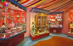 İstanbul Oyuncak Müzesi | Sirk Odası