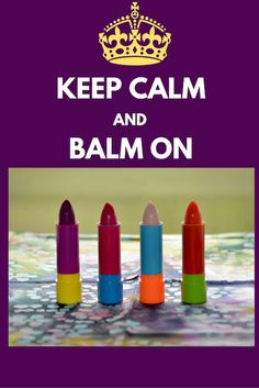 Keep Calm and Lip Balm on with Rimmel Prime Beauty Blog