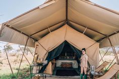 Click here for a review of two the best safari resorts in Tanzania. Luxury Camping, Luxury Travel, The Great Migration, Tanzania Safari, Hotel S, African Safari, Luxury Hotels, Africa Travel, Lodges