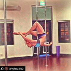 How cute is the name mini shrimp! Still looks hard as sh$t. Repost @amyhazel92 ・・・ Mini shrimp at @ecoledepole_sg #AmyHazel #contortion #badkittypride #flexibility #flexible #flexpo #training #bendy #fitgirls #fitchicks #fitspo #fitness #pole #poleart #polestar #poledancer #poledance #poleshrimp #dance