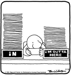 Ziggy Comic Strip, November 21, 1990 on GoComics.com