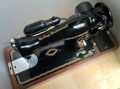 The Vintage Singer Sewing Machine Blog: Singer Manufacturing Co