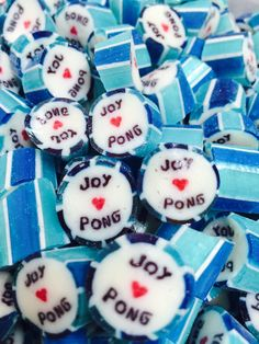 Design your own personalised rock candy. Custom lollies for wedding & promotional events. Initials & heart for weddings, logo or business name for corporate Promotional Events, Wedding Candy, Rock Candy, Design Your Own, Joy, Desserts, Tailgate Desserts, Deserts, Glee