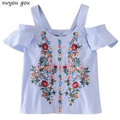 Blouses & Shirts Women Blouses Hot Sale Blouse Blusa Genuine New 2017 Heavy Art Embroidery Flowers Dingzhu Seven Sleeves Fur Base Fabric Shirt