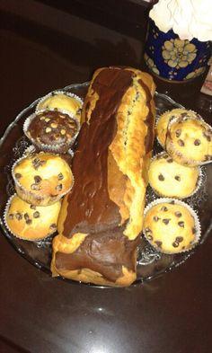 Ciambellone + Muffin
