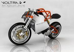 Voltra Motorcycle by Dan Anderson at Coroflot.com