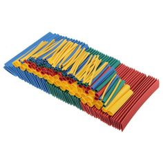 2-1-Polyolefin-H-type-Heat-Shrink-Tubing-Sleeving-Wrap-Wire-Cable-260pcs-8-Size