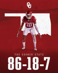 There's a reason it's called the Sooner State.