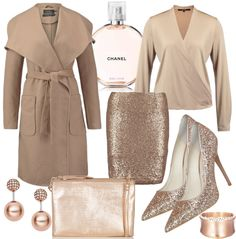 Silvester Glamour #fashion #style #look #dress #outfit #luxury #trend #mode #nobeliostyle