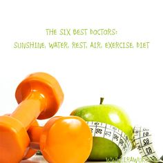 The six best doctors....which one do you need right now?  #wellness #holistic #organic #rawenergy #plantbased #natural #mindfulness #exercise #moving
