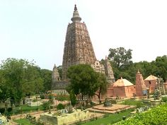 Mahabodhi Temple, India