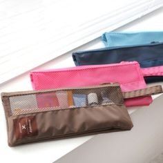 Two Way Travel Multi Pouch