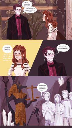 Hades' Holiday :: Part 1. Page 15 | Tapastic Comics - image 1