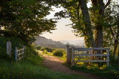 Photograph The British Countryside by Ben Tite on Country Life, Country Roads, Country Living, Modern Country, Nature Sauvage, British Countryside, Farm Life, Belle Photo, The Great Outdoors