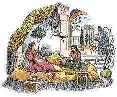 The Horse and his Boy-The Tarkheenas