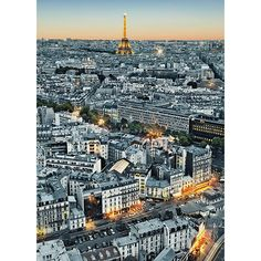 Ideal Decor 100 in. x 72 in. Paris Aerial View Wall Mural - The Home Depot Kids Wall Murals, Tree Wall Murals, Wall Art, California City, Small Waterfall, Tour Eiffel, Aerial View, Cottage Style, Bunt