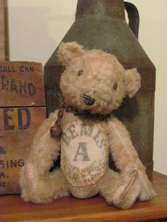 Rustic style teddy