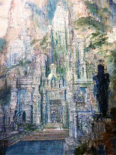 lesfleursdelart: Gustave Moreau