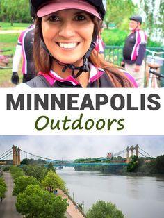 Things to do in Minneapolis, Minnesota... Outdoors! - RenataPereira.tv