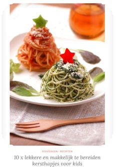 [Christmas color pasta] Although the lease of pasta we used the short pasta, to Serve Long pasta cute arrange ♪ basil and tomato pasta so that each becomes a mountain type, let's finish the Christmas tree pasta! Christmas Pasta, Christmas Party Food, Xmas Food, Christmas Appetizers, Christmas Cooking, Christmas Tree, Xmas Trees, Cute Food, Good Food