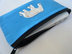 SPECIAL FINDAdorable pouch for iPhone or small by IUptownChic, $21.95