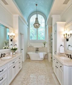 RELATED: Before & After: A Remodeled Bathroom DESIGNED By Carla Aston