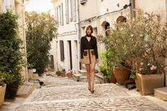 Jeanne Damas's 7 Easy Pieces - Jeanne Damas for the Reformation
