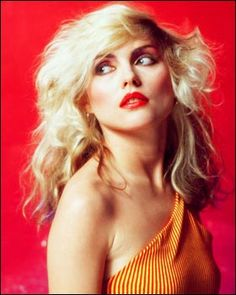 """Blondie.. one of the very first """"tapes"""" ever bought.."""