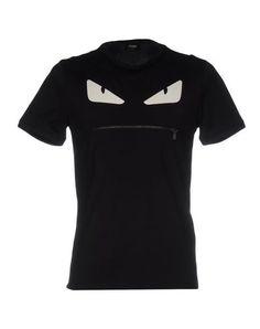 ec2419a092f7 FENDI T-shirt.  fendi  cloth  top  pant  coat  jacket  short  beachwear