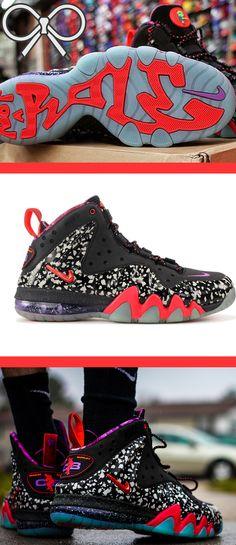purchase cheap c64ec 7e04d Black siren red space-themed footwear. Red SpaceBlack SirenWomen s Sneakers Nike MenAir ...