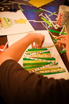 Cute Christmas crafts to do with the kids
