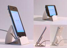 10 DIY iPhone stands