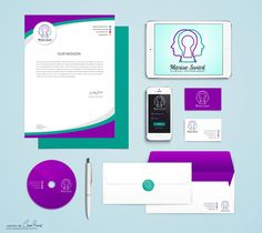 "Imagen Corporativa para ""Marise Swart"" Clinical Psychologist   Pide presupuesto por mensaje o al cel. (686) 194 4627  #corporateidentity #graphicdesign #claudiaramirez"