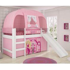 Gostou desta Cama Barbie Play 5a Rosa C/Escorregador e Barraca - Pura Magia, confira em: https://www.panoramamoveis.com.br/cama-barbie-play-5a-rosa-c-escorregador-e-barraca-pura-magia-9164.html