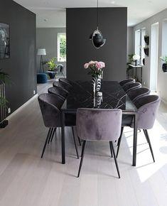 Multi-Lite pendant light replica - Lilly is Love Living Room Goals, Living Room Decor, Bedroom Decor, Esstisch Design, Dining Room Design, Room Inspiration, Sweet Home, New Homes, House Design
