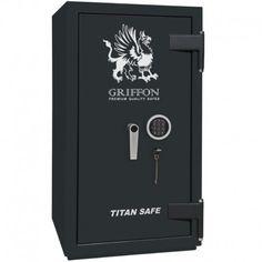 Kasa pancerna GRIFFON CL.III.90 KL+EL GRAFIT Cl, Lockers, Locker Storage, Locker, Closet, Cabinets, Cubbies