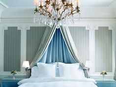 The top hotels in New York City, selected by Condé Nast Traveler readers.