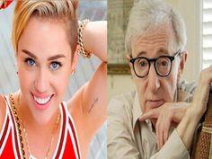 Miley Cyrus reclutada para serie de Woody Allen