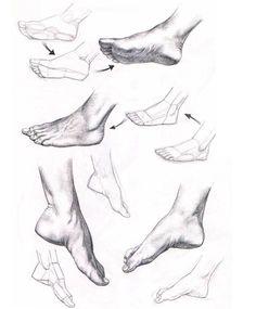 Los primeros criterios que debemos tener presentes para dibujar manos y pies son sus formas simplificadas enparalelepípedos. Vamos a estudiarlas por separado porque la mano es mucho más significat…