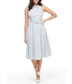 clearance dresses with collars | Dillard's