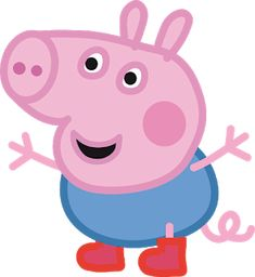 Fondos Estilo Peppa y George Pig. Peppa Pig Pictures, Peppa Pig Images, Invitacion Peppa Pig, Cumple Peppa Pig, Peppa Pig Personajes, Pep Pig, Peppa Pig Wallpaper, George Pig Party, Aniversario Peppa Pig