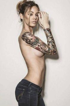 Dziewczyny z tatuażem VIII - Joe Monster