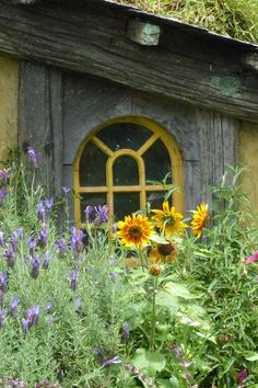 Hobbits and Wildflowers
