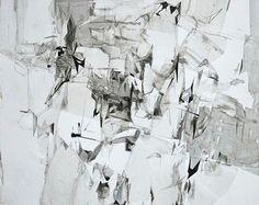 glace 001 encre de chine sur papier 40 x 28