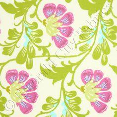 Rachel's bulletin board - Amy Butler Daisy Chain Sweet Jasmine Natural