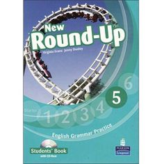 Students will find grammar practice enjoyable with New Round-Up. Clear, grammar tables and explanations combined with lots of practice make understanding the language easy for young learners. Practice English Grammar, English Grammar Book, English Lessons, Learn English, High School Books, Phonics Books, Teacher Books, Always Learning, Teaching