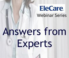 "EleCare Webinar Series ""Answers from Experts"" - APFED is pleased to present the EleCare Webinar Series ""Answers from the Experts"" featuring short interviews with experts regarding topics important to the Eosinophilic Community. APFED, in conjunction with the Center for Managing Chronic Disease at the University of Michigan, is developing the EleCare Webinar Series to provide accessible education about eosinophil associated diseases."
